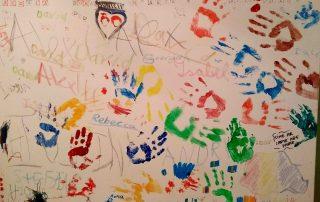 Tablou realizat de copiii de la Grupa Mare – Iunie 2018